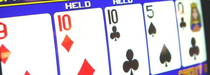 ビデオポーカー攻略法